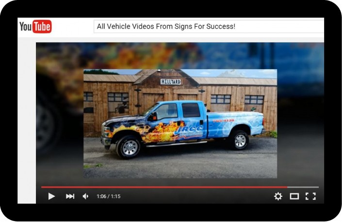 Vehicle Wrap Videos Spokane
