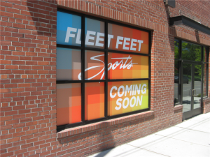 Fleet Feet 1 Signs For Success