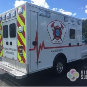 Ambulance Reflective Graphics