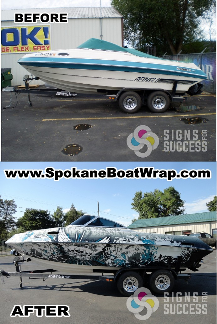 Window Stickers For Cars >> Watercraft - Signs for Success