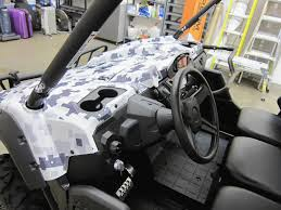 golf carts, motorcycles, ATV, Carts, and more wraps