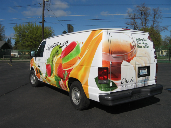 Food Truck Wraps-Catering Truck Wraps