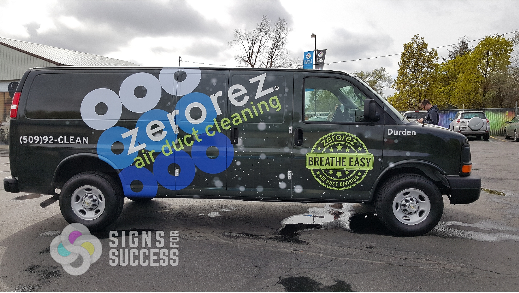 Zerorez Air Duct Cleaning Signs For Success