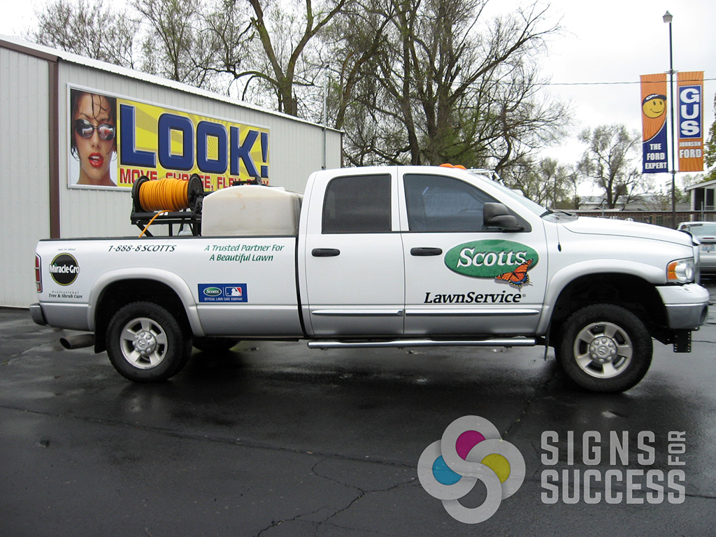 Pickups Signs For Success