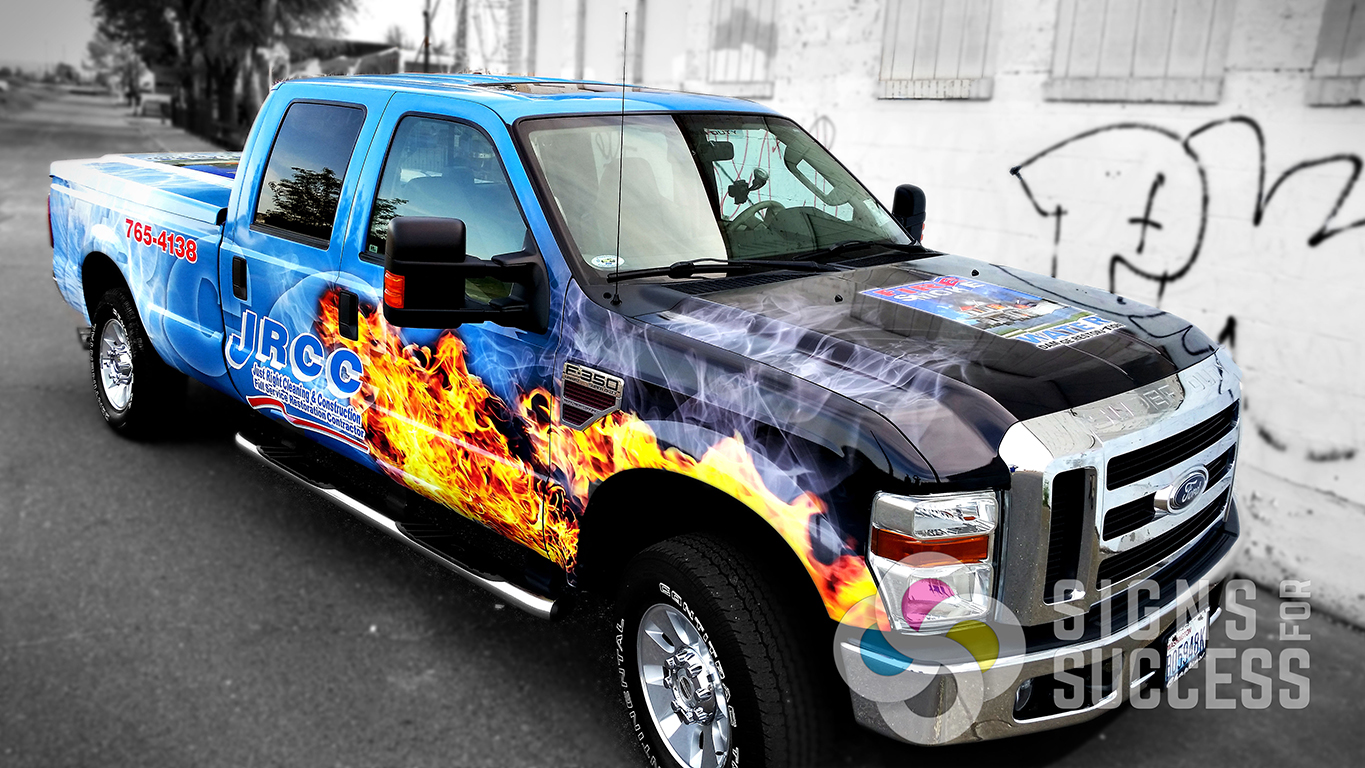 Vehicle Wrap Cost >> 5 Steps to a Perfect Vehicle Wrap - Signs for Success