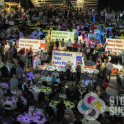 2nd Harvest, Spokane and Pasco needed displays for their annual Taking a Bite out of Hunger event, Signs for Success was able to help them fast and on budget now