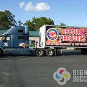 Signs for Success in Spokane near Spokane Valley will design and wrap your trailer or container for a custom, unique look that will last for years