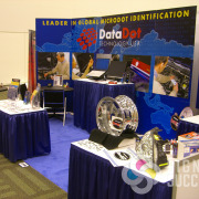 DataDot Tradeshow Display designed and printed by Signs for Success in Spokane