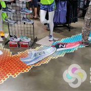 removable Floor decals-removable-temporary-tradeshow