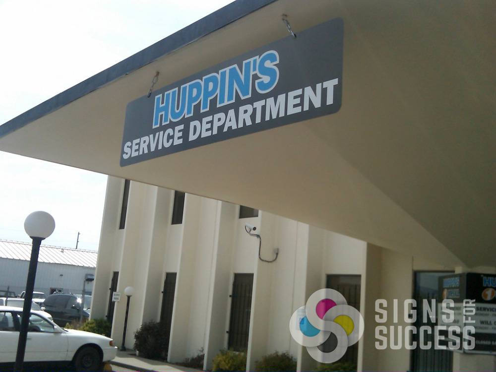 Hanging signs signs for success for How much do exterior business signs cost