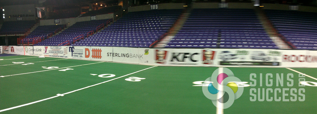Sports and Sponsor Banners - Signs for Success