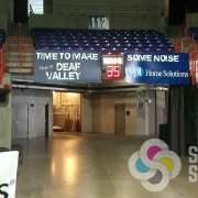 Signs and banners for Spokane Shock by Signs for Success, quick, fast banners done now
