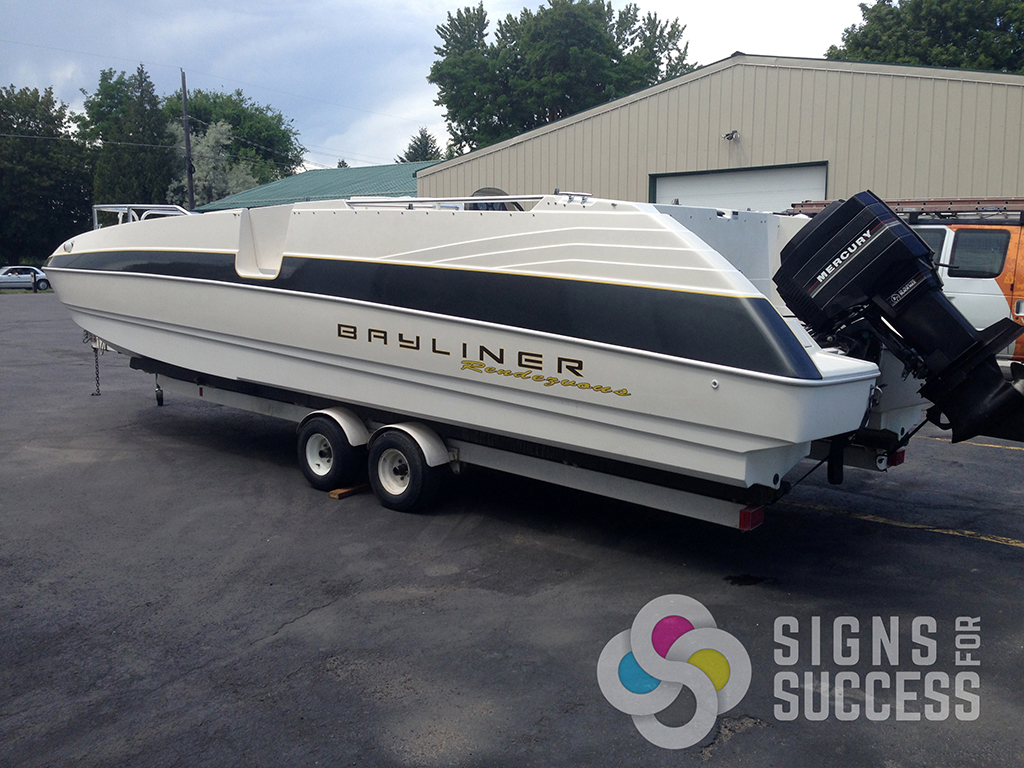Bayliner Logo Signs For Success - Bayliner boat decalsgraphics forbayliner boat decals and graphics www