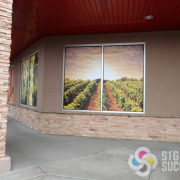 Install your graphics with Signs for Success, Sign companies from around the country call us for Spokane and area installs