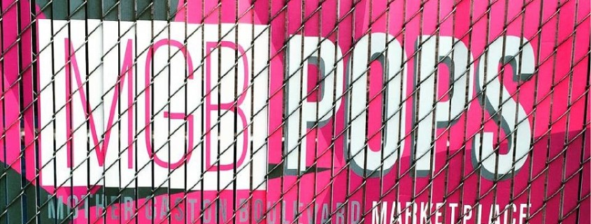 chain link fence signs, fence slat signs beautify and add privacy, promote or advertise at an event or on chain link fence you already own, call Signs for Success