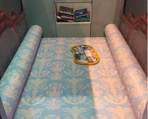 Custom Printed Marine Grade Upholstery Fabric