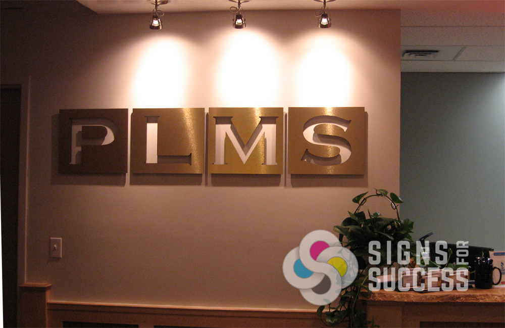 Custom Law Office Signs Give A Professional Impression