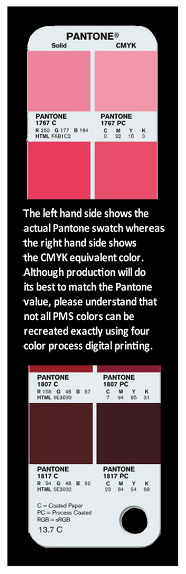 What Is A Pms Color Signs For Success