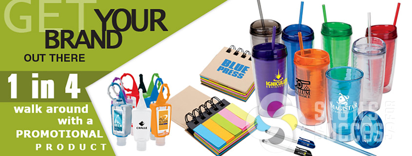 there are lots of promotional products to look at our WebMall, Call Signs for Success in Spokane now for fast, friendly service