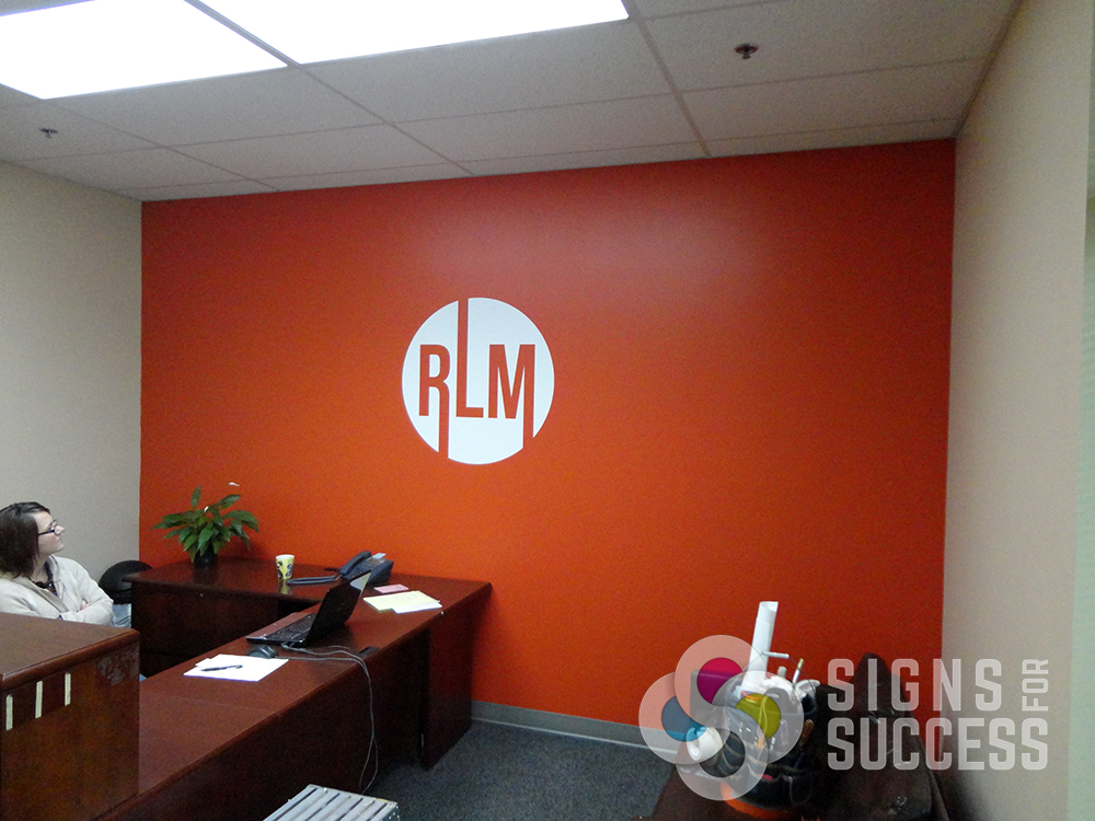 Wall Signs Amp Graphics Signs For Success