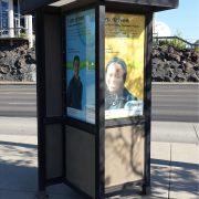 Transit Kiosk Poster