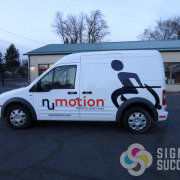 If you have graphics and need certified installers in Spokane area, Call Signs for Success now