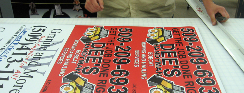 custom car magnets by Signs for Success