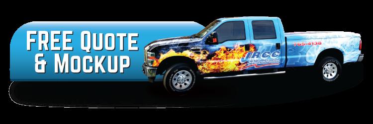 Truck Wrap Spokane