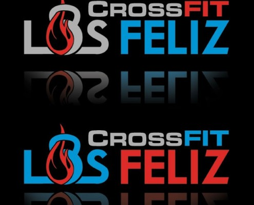 We created this simple yet impactful CrossFit Los Feliz Logo for this local fitness club, call now for fast instant signs