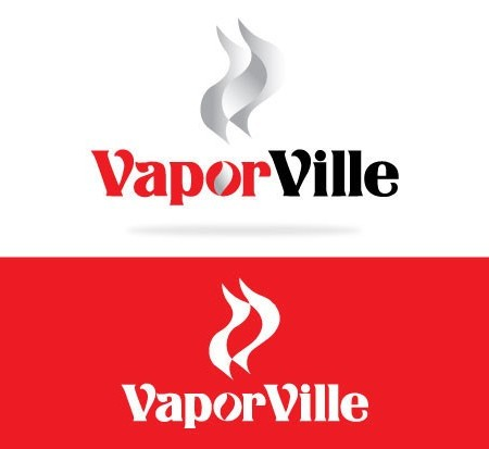 Spokane VaporVille needed an effective yet simple logo designed