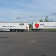 custom semi trailer wraps, semi truck wraps advertise everywhere you go, custom wraps spokane