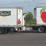 Food Truck Wraps-Semi Trailer Adverting Wrap