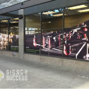 beautiful custom window wraps, window graphics spokane