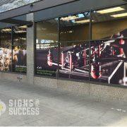 beautiful custom window wraps, window graphics spokane