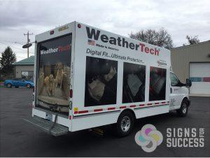 vinyl graphics installation certified wrap installers spokane