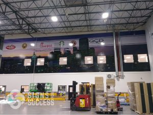 Warehouse Environmental Graphics