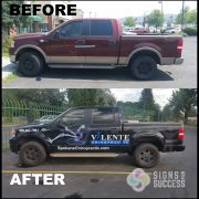 vehicle wrap ROI, custom truck graphics spokane