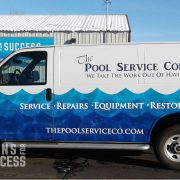 partial vehicle wrap spokane