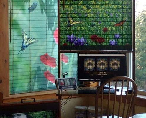 custom blinds, custom printing spokane