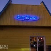 Faux Neon Sign- LED Neon