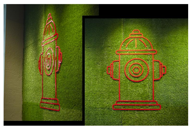 Acrylic Fire Hydrant